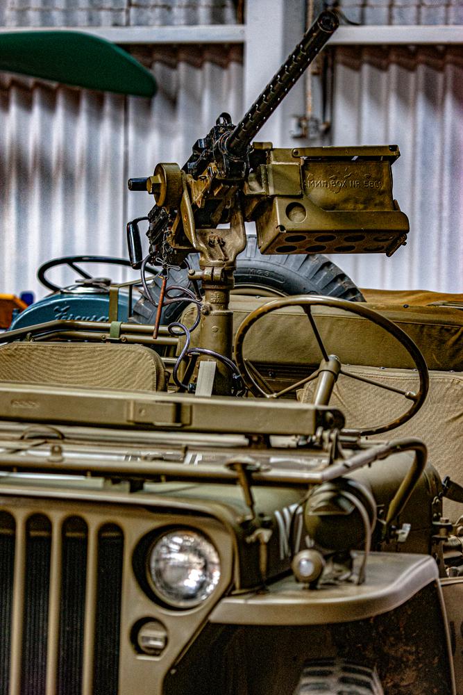 The Jeep - Richard Broom Photography