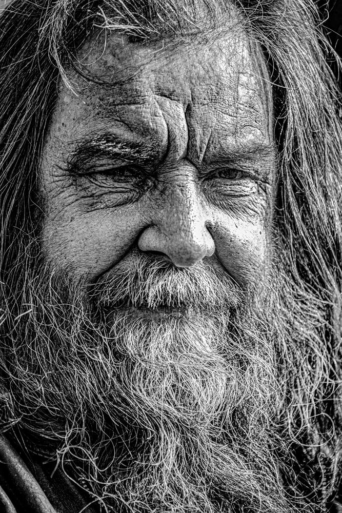 The Hairy Man - Richard Broom Photography