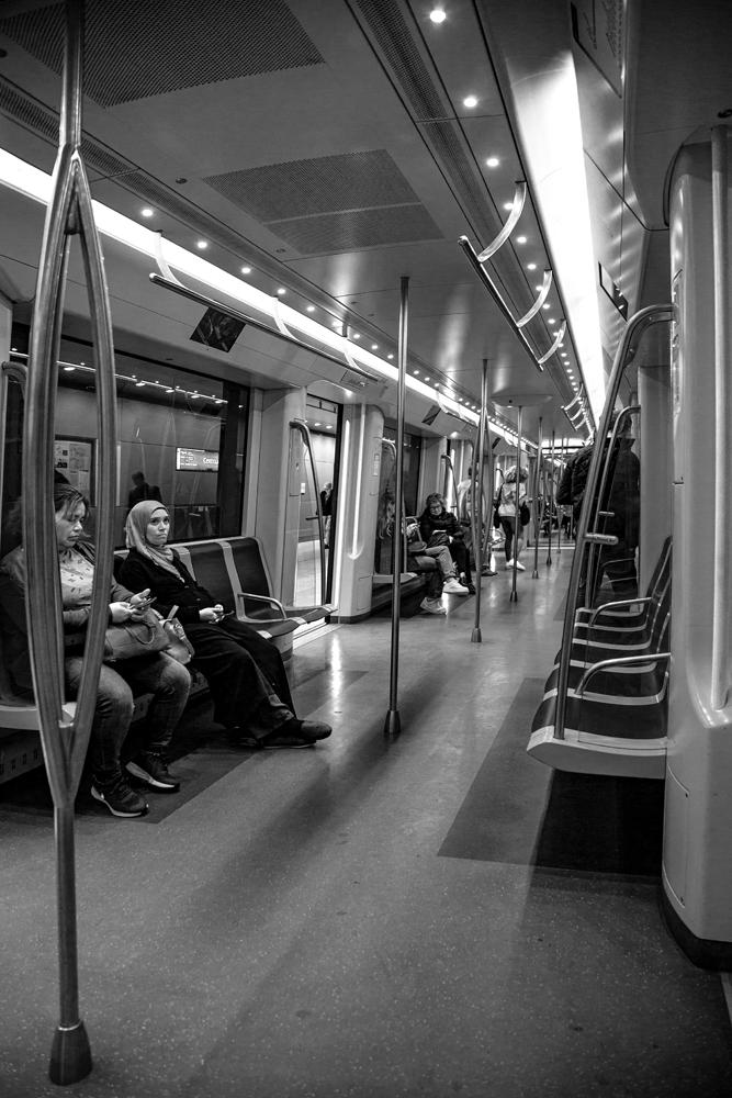 The Metro - Richard Broom Photography