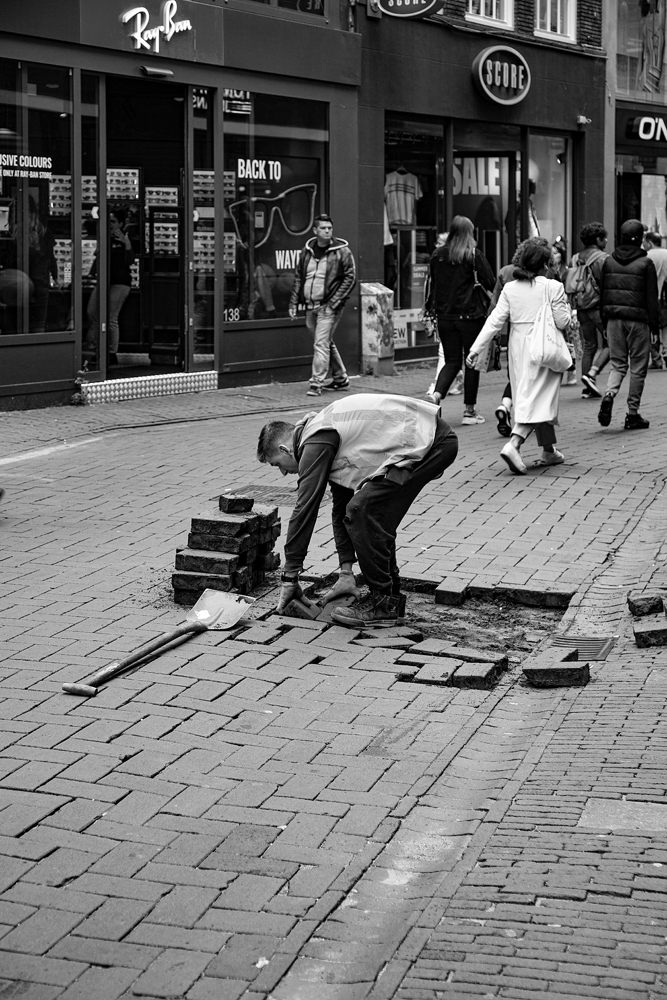 The Bricklayer - Richard Broom Photography