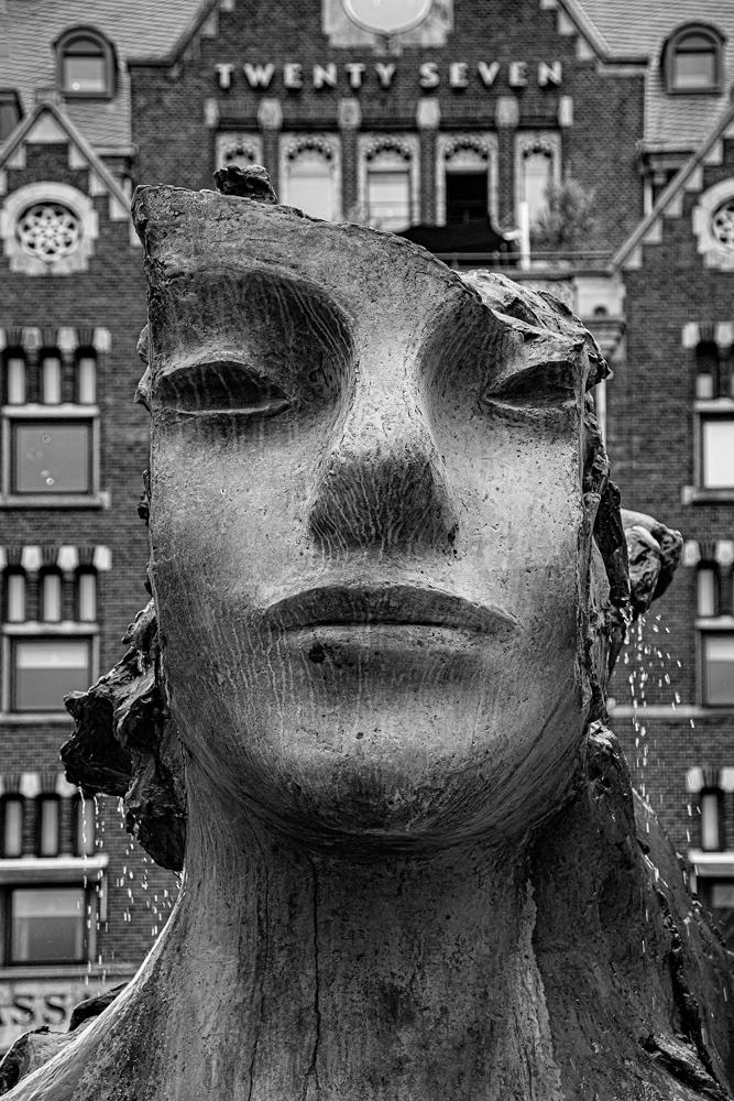 The Funny Head - Richard Broom Photography