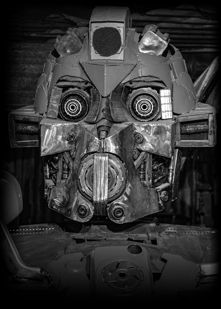 The Robot - Richard Broom Photography