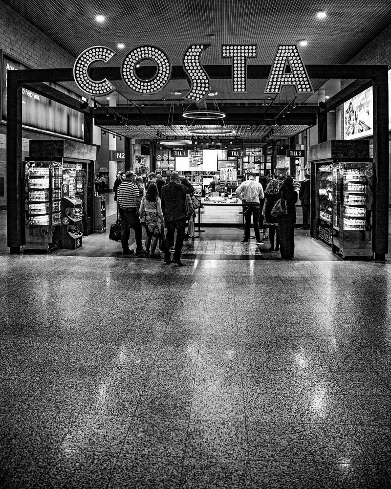 The Coffee Shop - Richard Broom Photography