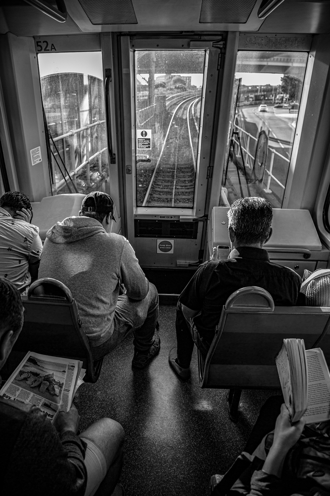 The Front of the Train - Richard Broom Photography