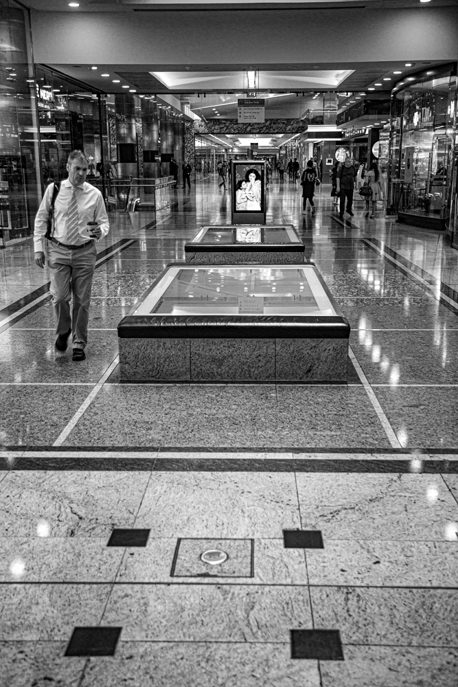The Shopping Centre - Richard Broom Photography