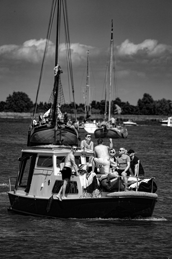 The Boat Boys - Richard Broom Photography