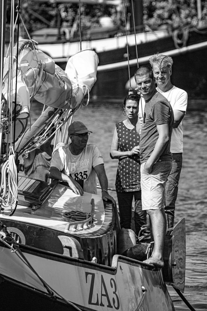 The Boat People - Richard Broom Photography