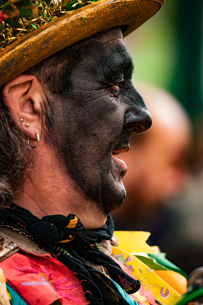 The Morris Dancer - Richard Broom Photography