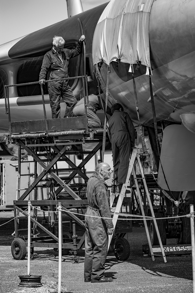 The XM655 Engineers