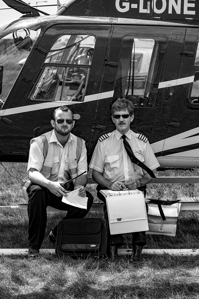The Aircrew - Richard Broom Photography