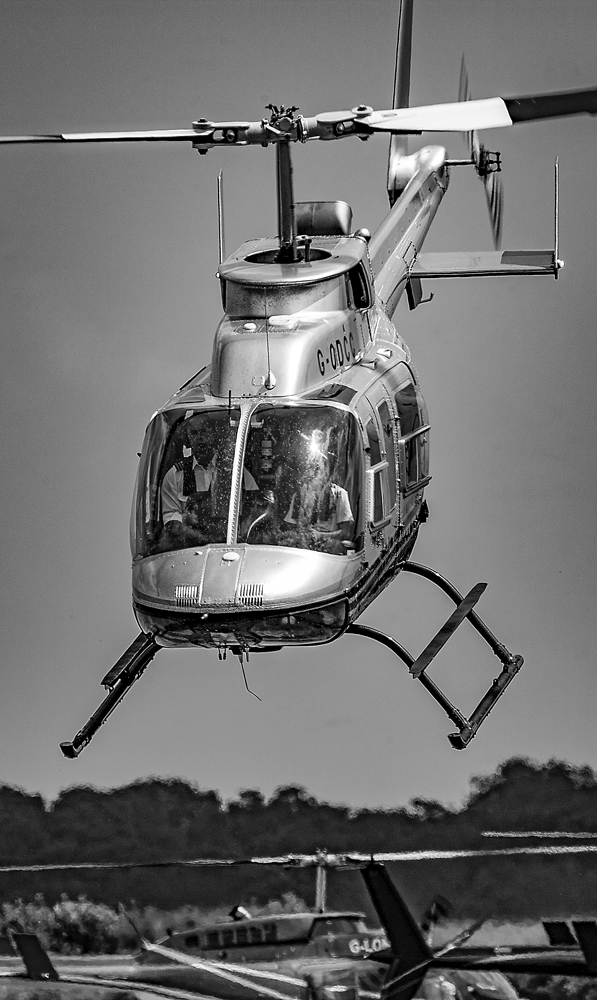 The Chopper - Richard Broom Photography