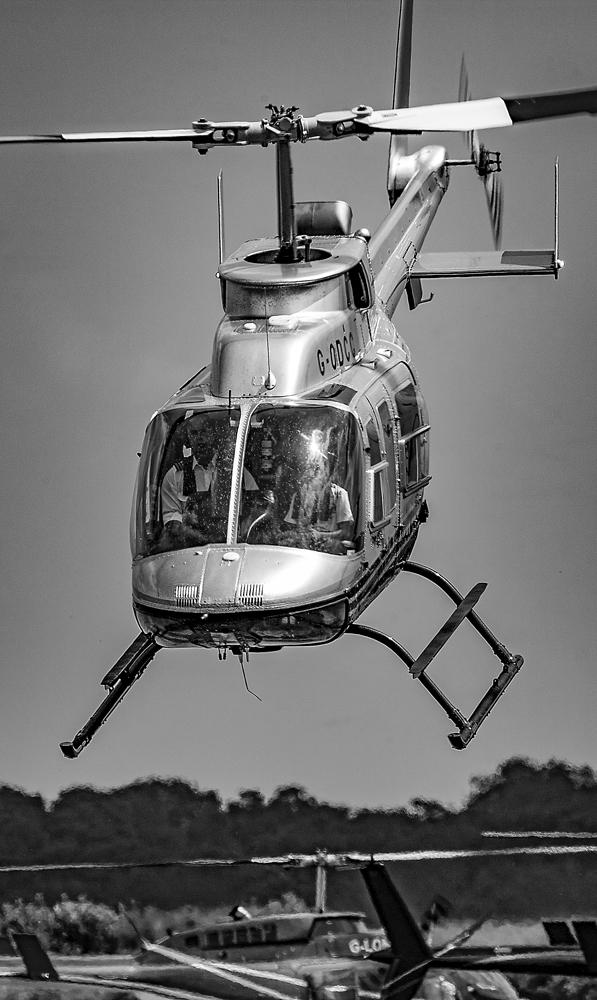The Chopper - Richard Broom Photography