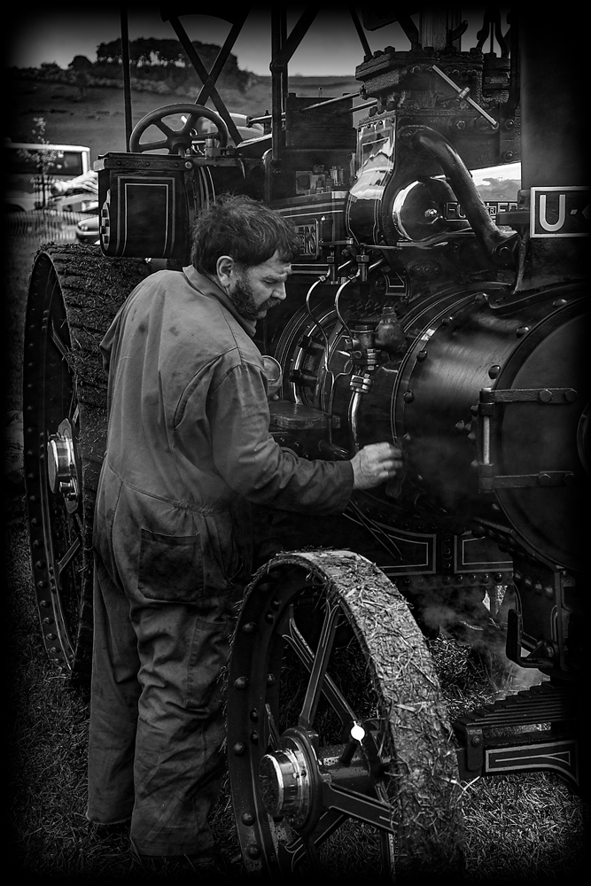 The Engineer - Richard Broom Photography