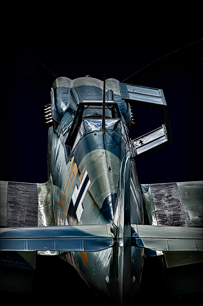 The German Fighter - Richard Broom Photography