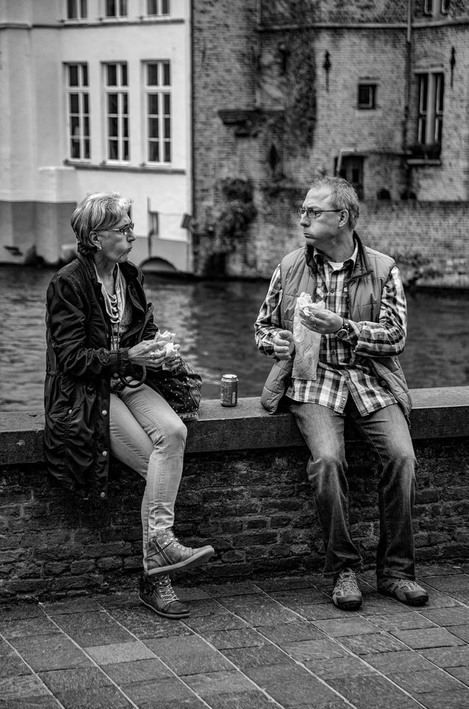 The Lunch Break - Richard Broom Photography
