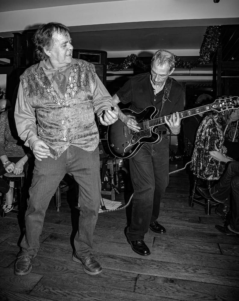 The Air Guitarist - Richard Broom Photography
