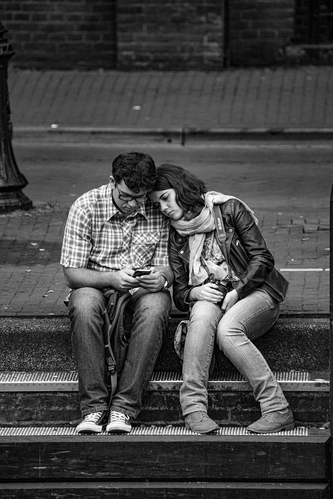 The Tourists - Richard Broom Photography