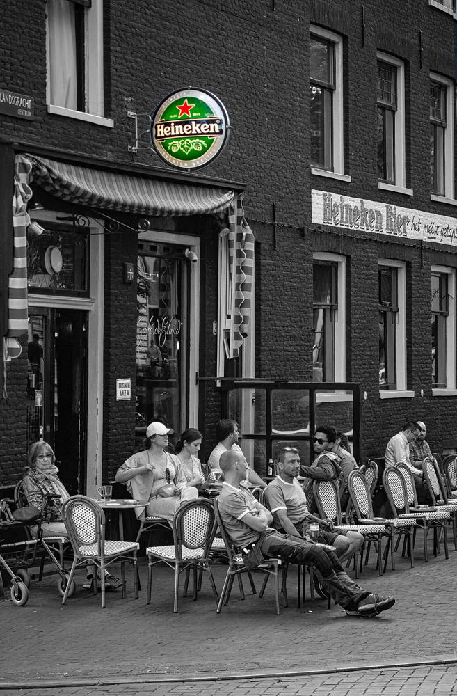 The Heineken Sign (3) - Richard Broom Photography