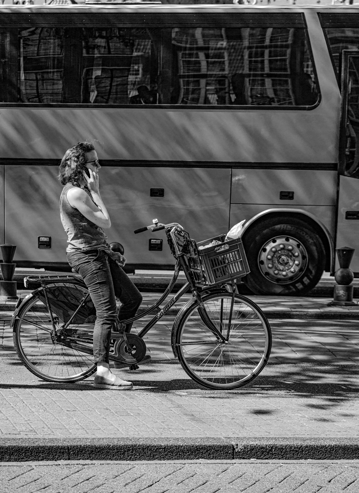 The Bike and the Bus - Richard Broom Photography