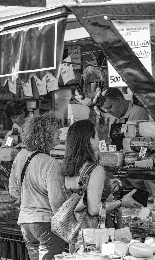 The Cheese Stall - Richard Broom Photography