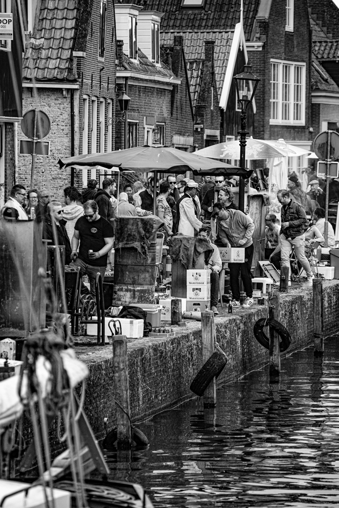 The Monnickendam Eel Smokers - Richard Broom Photography
