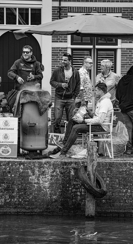 The Smokers - Richard Broom Photography