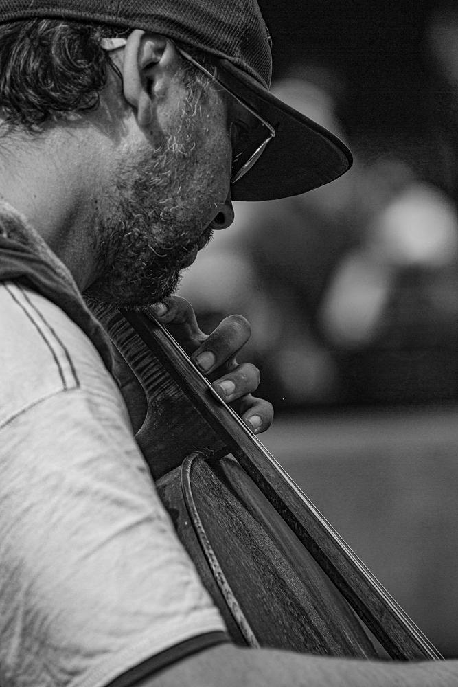 The Musician - Richard Broom Photography