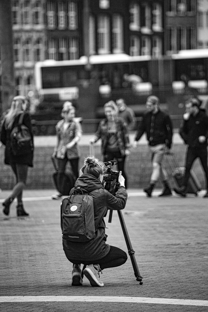 The Girl Photographer - Richard Broom Photography