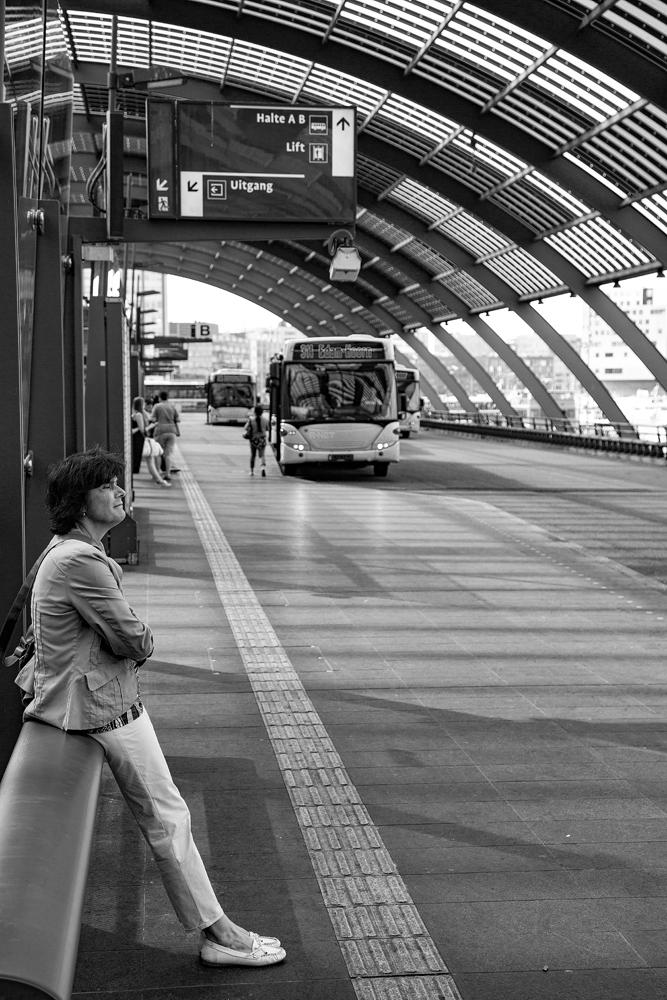 The Bus Stop - Richard Broom Photography