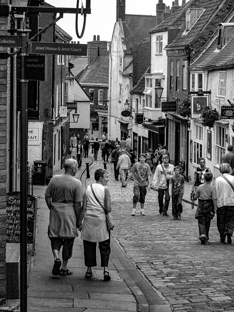 The Street Scene - Richard Broom Photography
