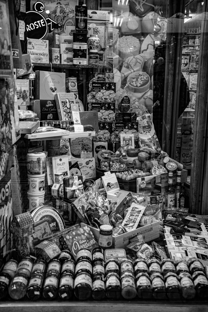 The Low Calorie Shop - Richard Broom Photography