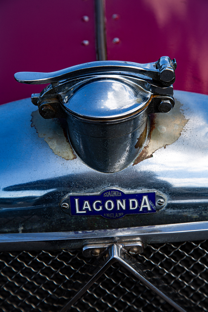The Lagonda - Richard Broom Photography