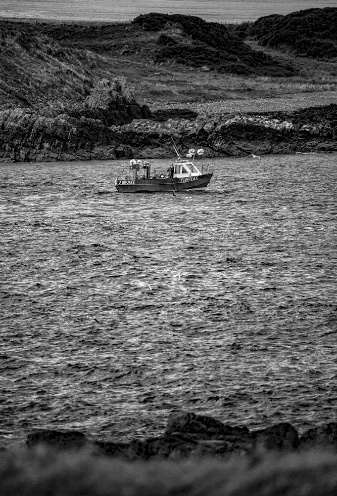 The fishing boat - Richard Broom Photography