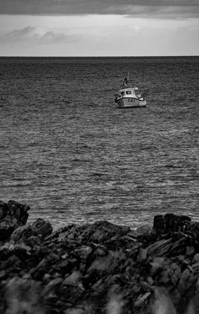 The Lobster Boat - Richard Broom Photography