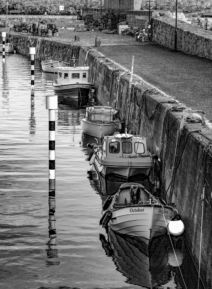 The Small Boats - Richard Broom Photography