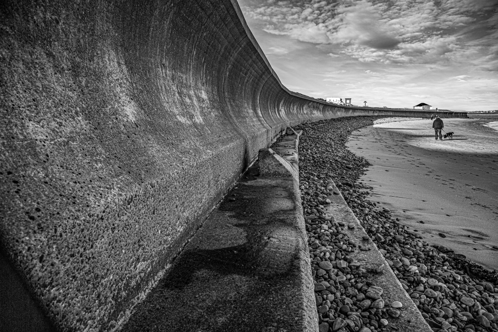 The Coastal Defences - Richard Broom Photography