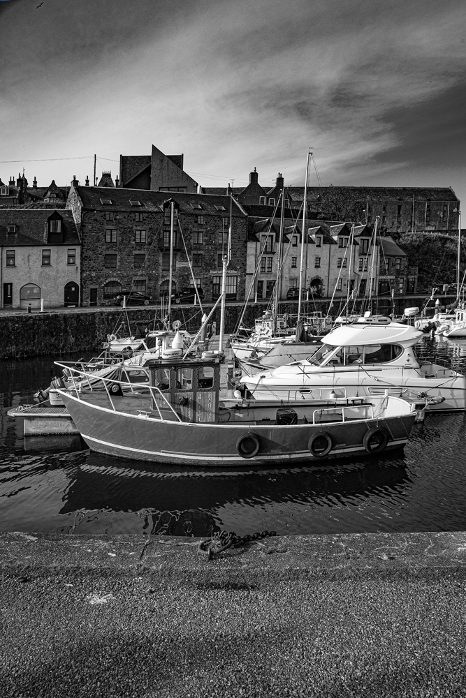 The Harbour (2) - Richard Broom Photography