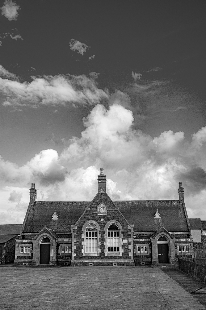 The Old School - Richard Broom Photography