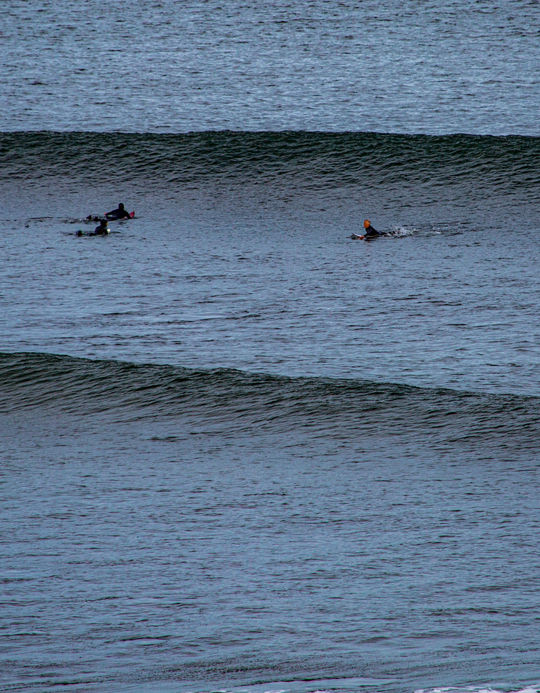 The gap between waves - Richard Broom Photography