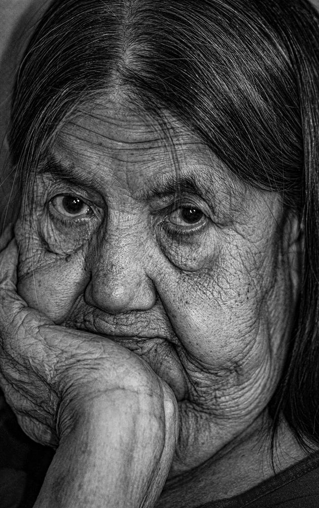 The Senior Citizen - Richard Broom Photography