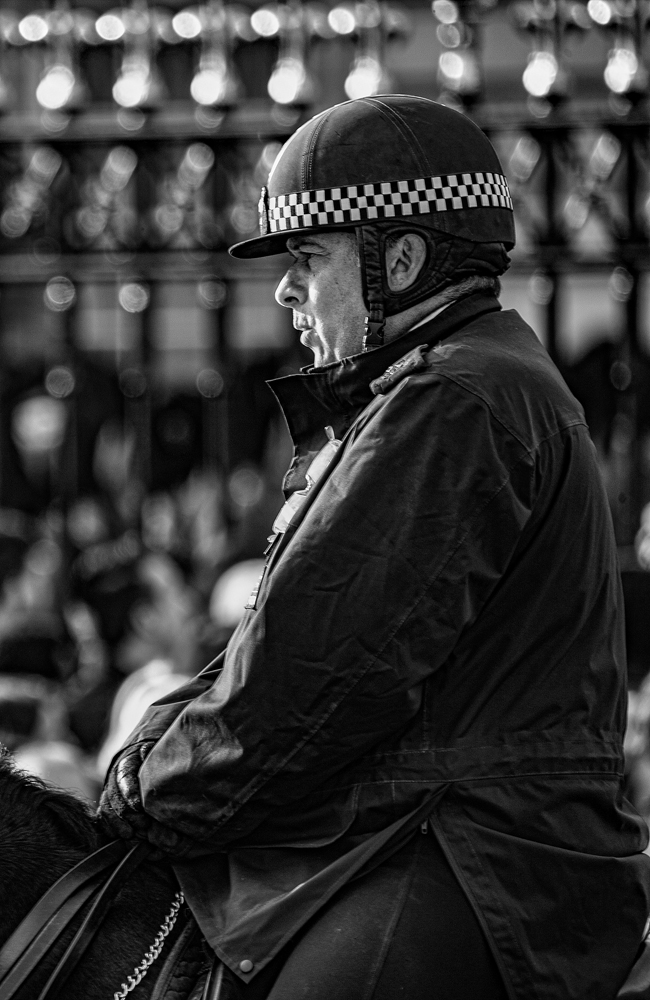 The Police Officer - Richard Broom Photography