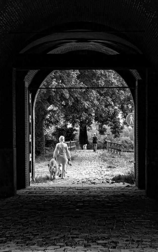 The Back Passage - Richard Broom Photography