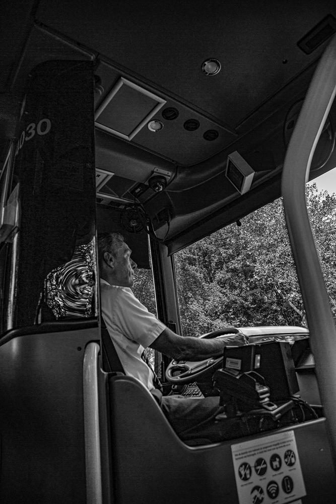 The Driver - Richard Broom Photography