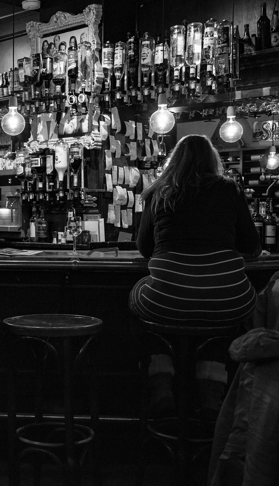 The Available Bar Stool - Richard Broom Photography