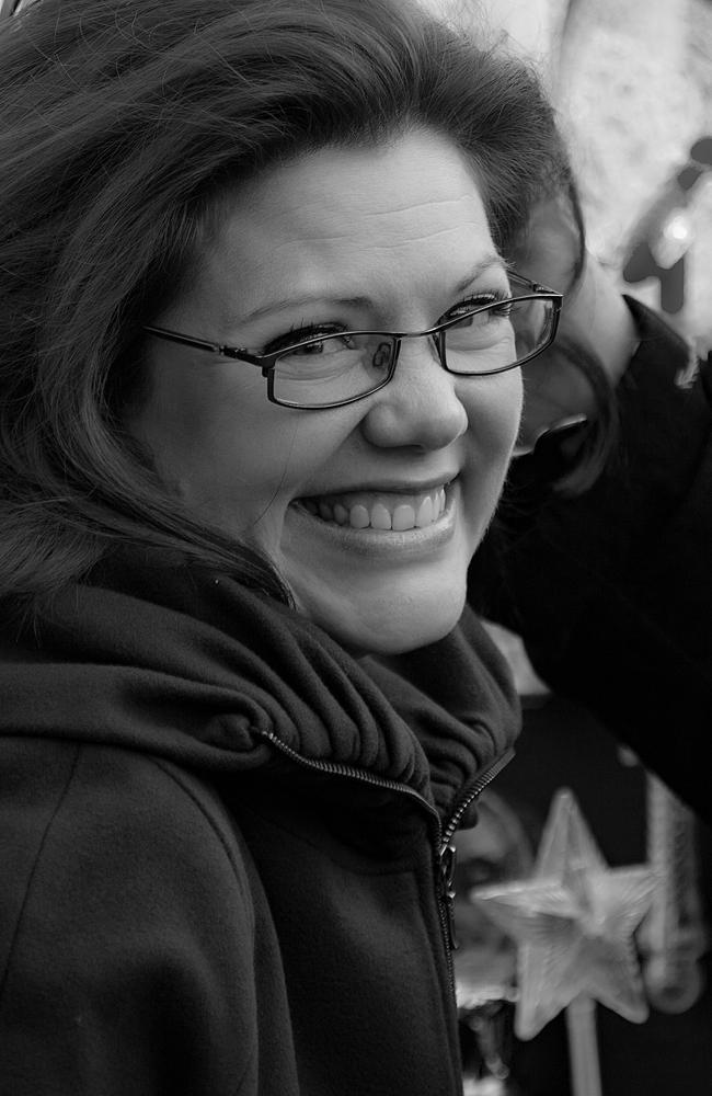 The Actress - Richard Broom Photography