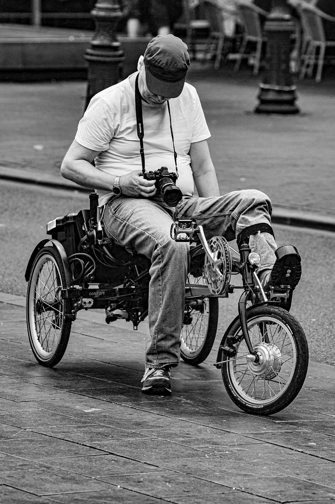 The Three-Wheeled Cameraman - Richard Broom Photography