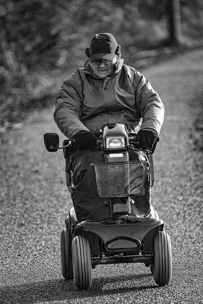 The Boy Racer - Richard Broom Photography