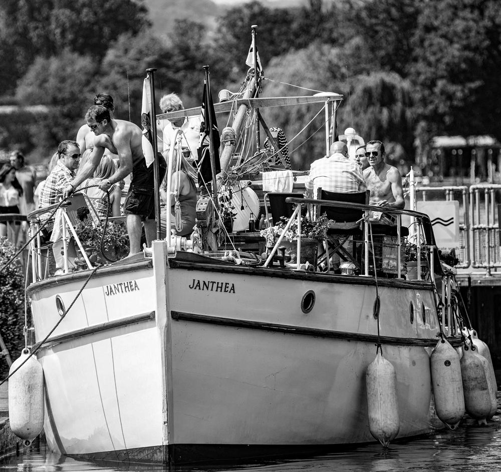 The Boat - Richard Broom Photography