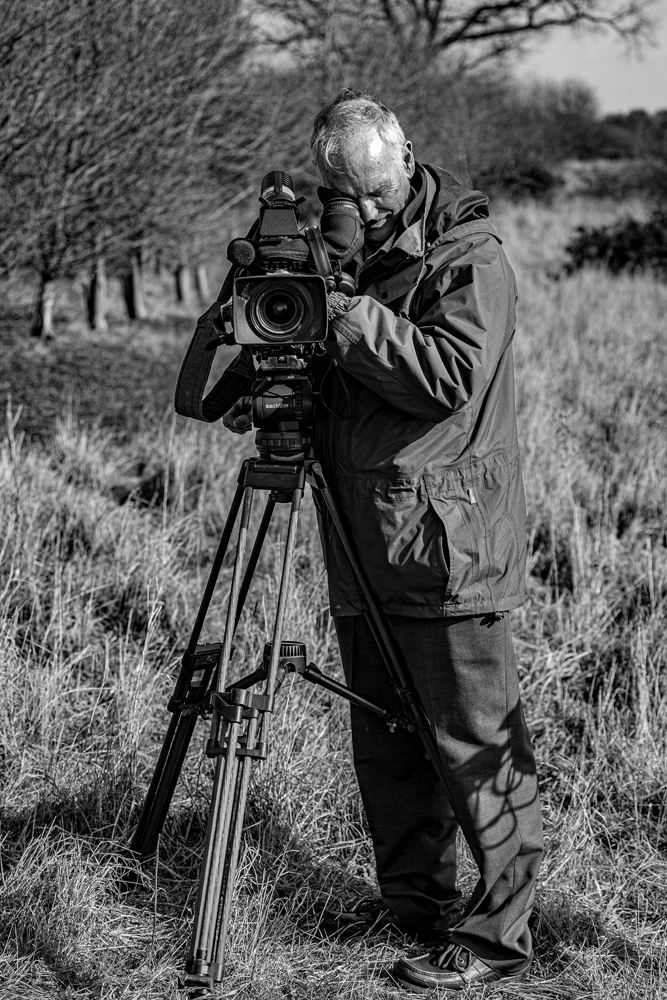 The Cameraman - Richard Broom Photography