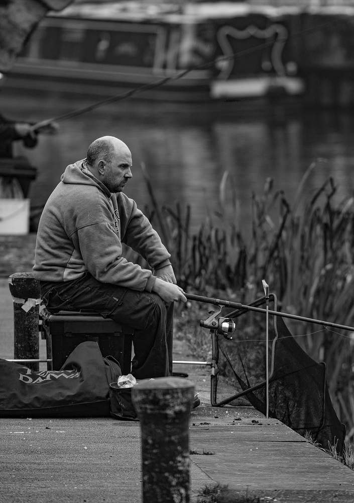 The Fisherman - Richard Broom Photography